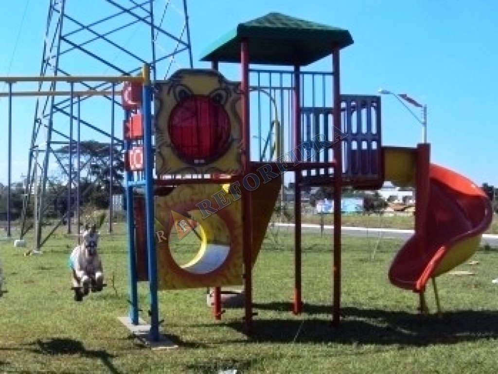 Conjunto Playground CP 004 A