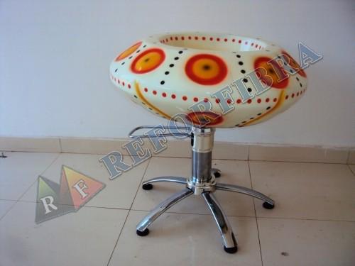 006 - Cadeira Infantil Modelo Disquinho