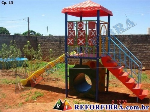 Conjunto Playground CP 013